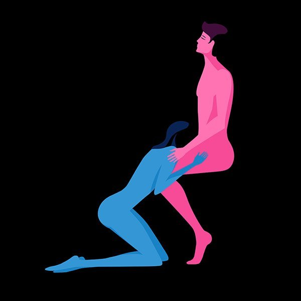 LELO Sex Position of the Week: The Edge of Your Seat