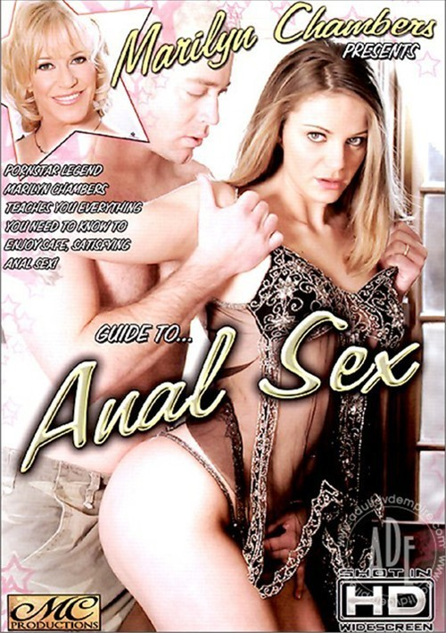 Marilyn Chambers Guide To Anal Sex