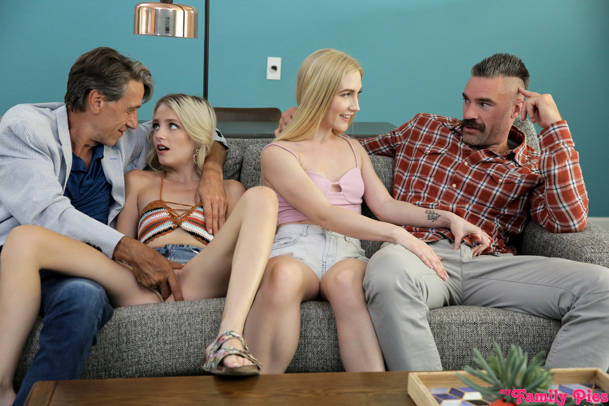 MyFamilyPies.com - Emma Starletto,Kate Bloom: Swapping Our Daughters - S10:E1