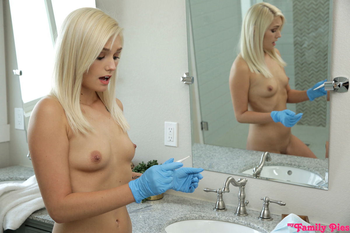MyFamilyPies.com - Winter Bell: Cum Is The Cure For Coronavirus - S14:E3