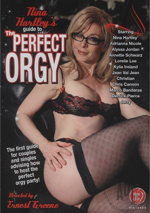 Nina Hartley's - Guide To The Perfect Orgy