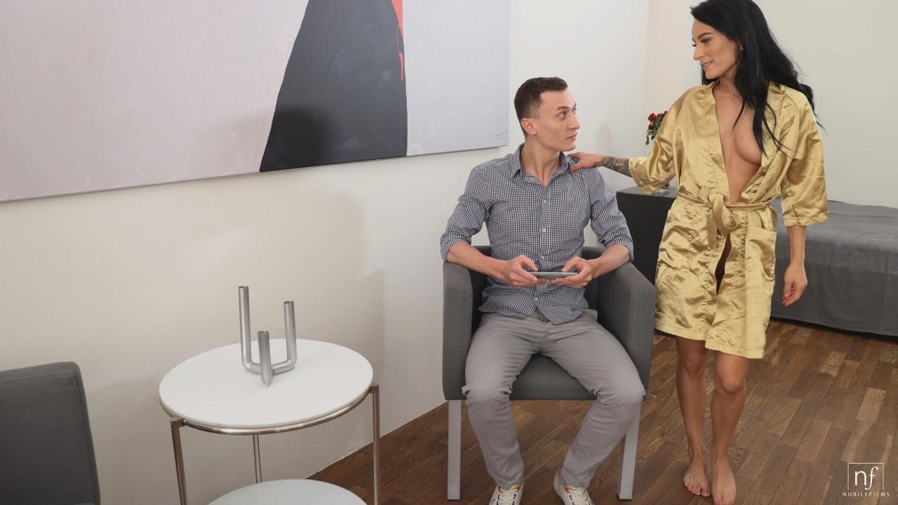 NubileFilms.com - Charlie Dean,Mindy: For The First Time - S36:E22