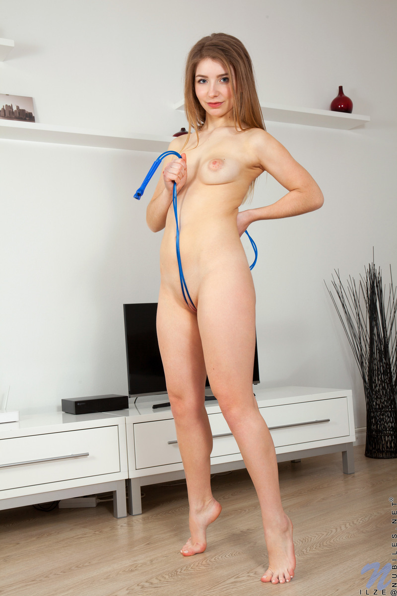 Nubiles.net - Ilze: Fit And Sexy