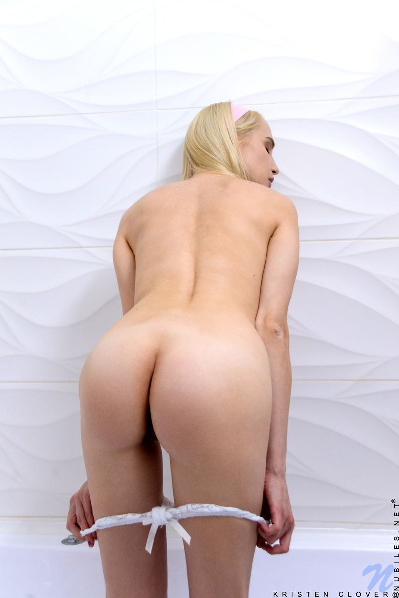 Nubiles.net - Kristen Clover: Alone With Her Pussy