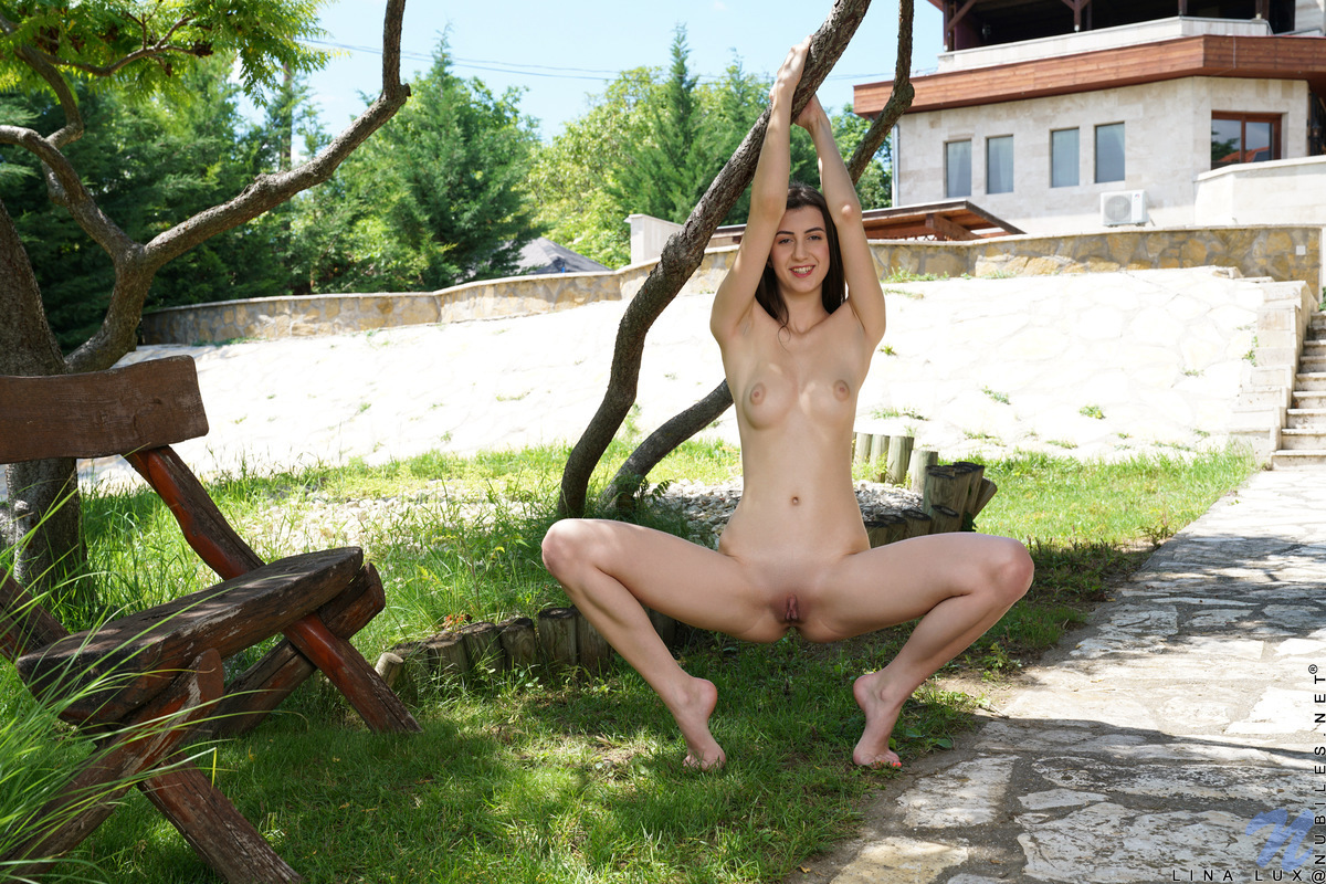 Nubiles.net - Lina Lux: French Beauty