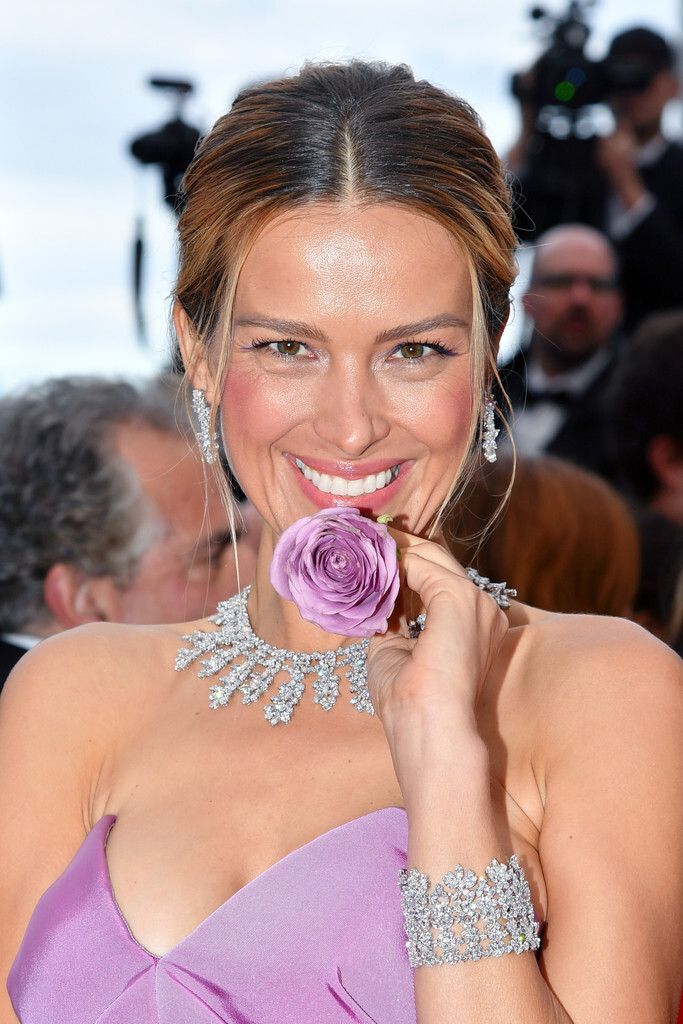 """Petra Nemcova at """"A Hidden Life"""" Screening, The 72nd Annual Cannes Film Festival"""