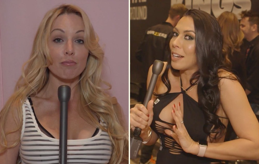 Porn Stars Share Their Most Awkward On-Set Horror Stories
