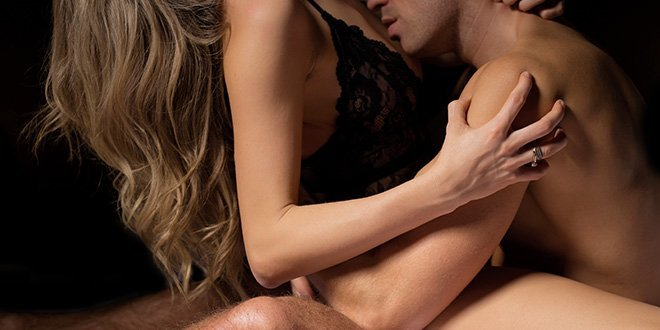 Top 5 Sex Positions That Put HER in Control