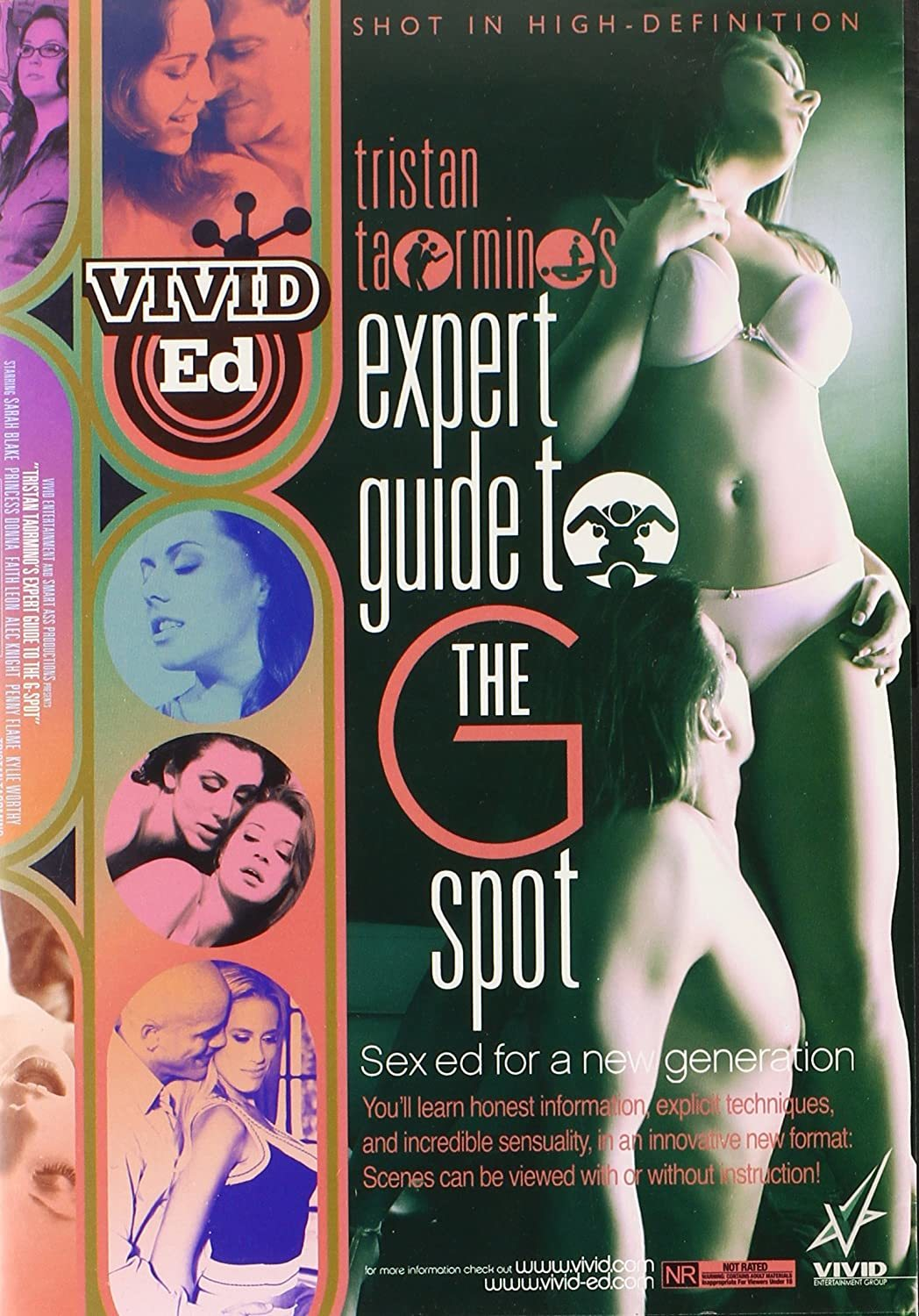 Tristan Taormino's Expert Guide To The G Spot