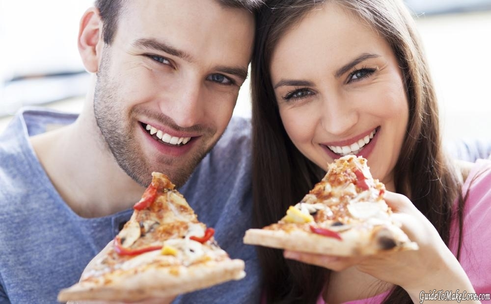 Want to Be a Better Person? Share Your Pizza, Study Says