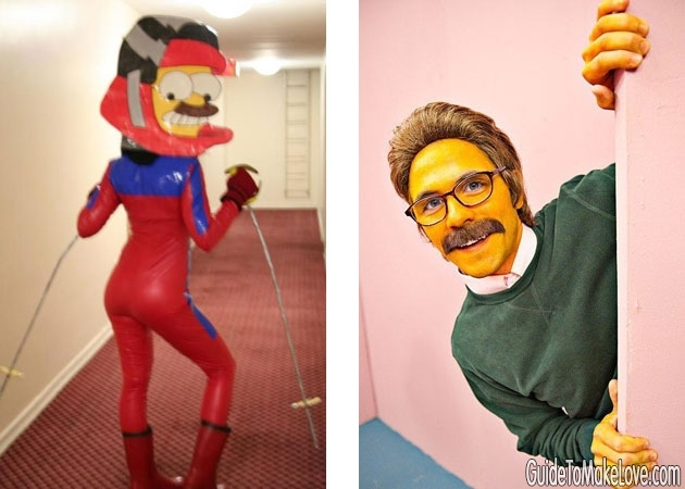 Who wore it best: guys vs girls in the battle of the sexy Halloween costumes