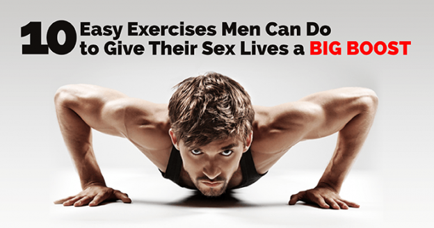 Workouts to Assist You Have Higher Intercourse