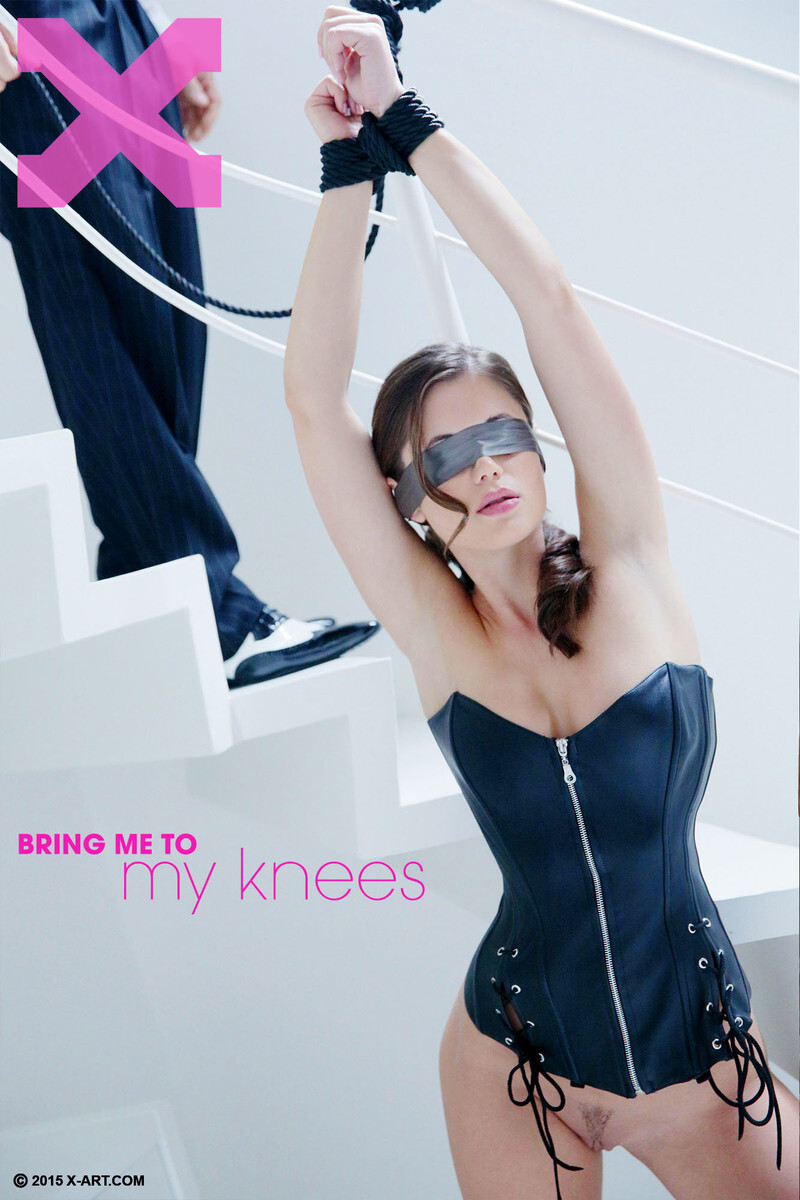 X-Art - Caprice Marcello: Bring Me To My Knees